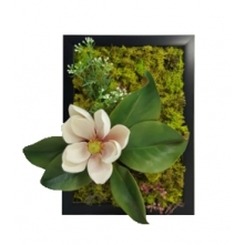 Front Page - Green Art - Refreshing Magnolia