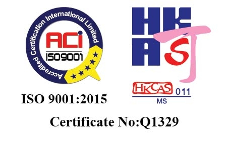 Self Photos / Files - ____ISO 9001 (Cert Logo Format)_CO-With HKAS Logo(Q1329)